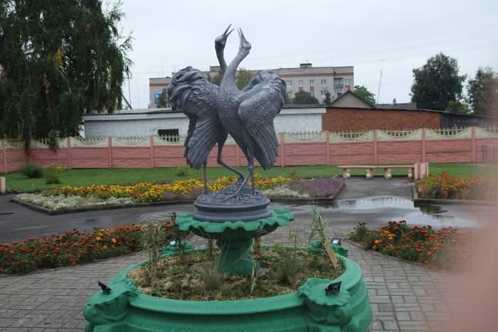 Новый памятник. Фото Ольга Витебская