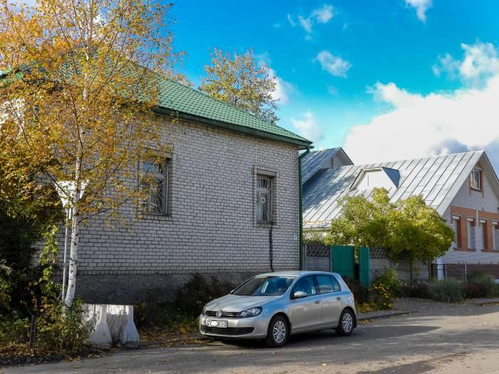 Синагогой последних 25 лет служил обычный дом. Фото Светланы Васильевой