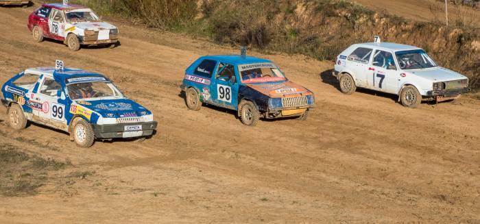 На автотрассе был разыгран лично-командный Кубок Беларуси по автомобильному кроссу. Фото Светланы Васильевой