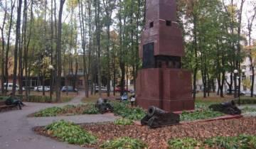памятник 1812