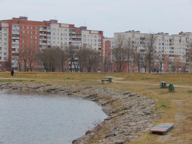 парк тысячелетия