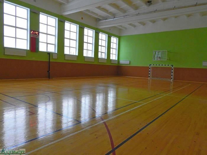 В Витебске начал работу обновленный физкультурно-оздоровительный центр «Витебскэнерго»