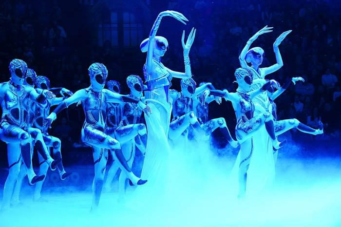 40 тысяч зрителей увидят «Цирк с другой планеты» во время «Славянского базара в Витебске»