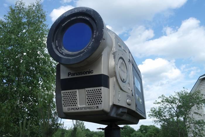камера панасоник