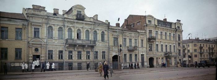 5 пропавших объектов на площади Свободы в Витебске за последние 60 лет