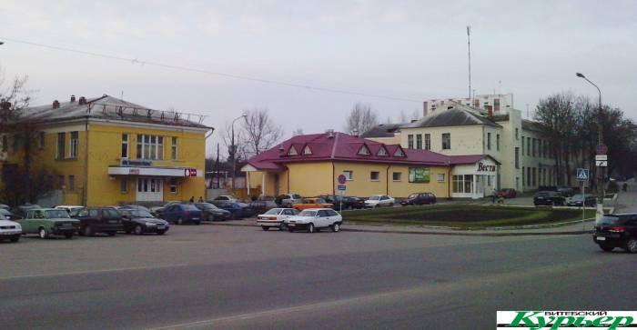 Где в Витебске ремонтировали «Форды» и находились немецкие общежития. Улица Карла Маркса и Пролетарская площадь