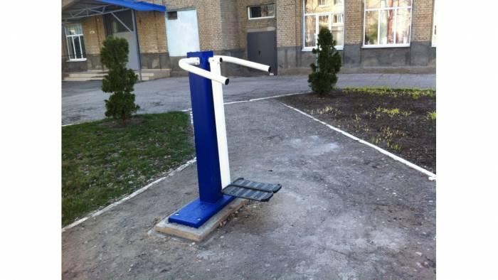 Как заниматься на уличных тренажерах в Витебске и для чего они предназначены