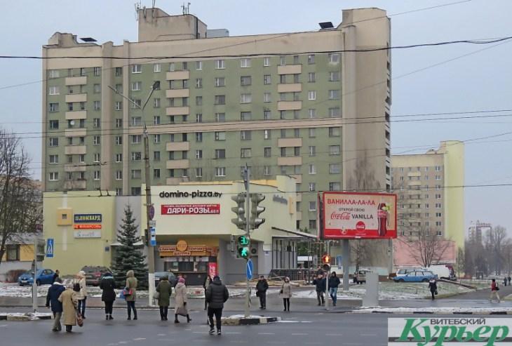 Что будет на месте «Астории» в Витебске