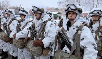 103 бригада Витебск десант
