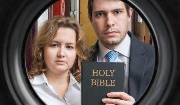 Свидетели Иеговы секта