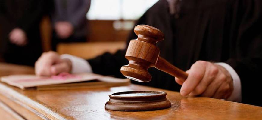Суд приговор молоток