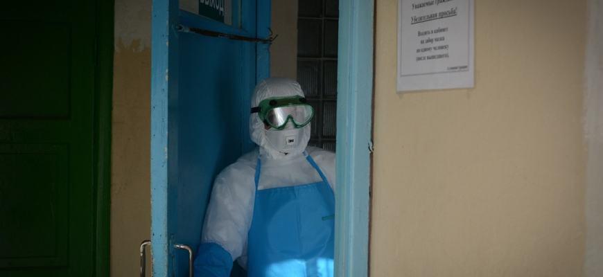 коронавирус в Витебске