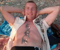 Житель Витебска Сергей Думава приговорен к 9 годам лишения свободы за наклеивание стикеров