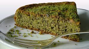 фисташковый пирог