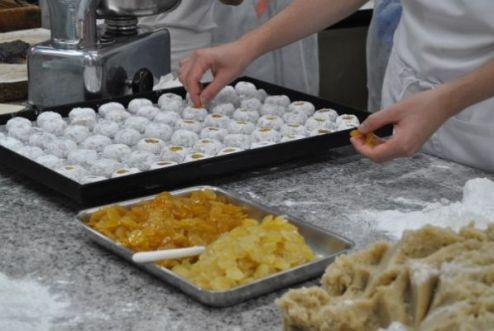 Дегустация шоколада Модики и сицилийских сладостей