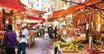 Рынки на Сицилии