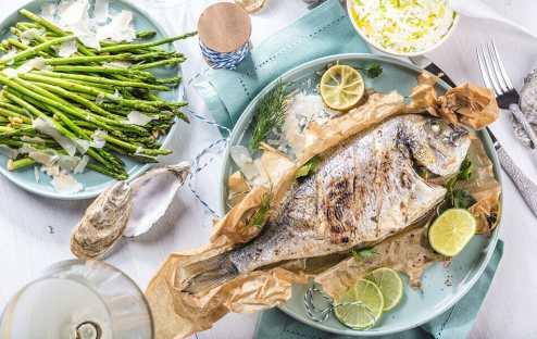 Рыба и морепродукты на Сицилии
