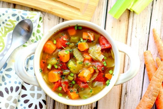 правильные супы для похудения