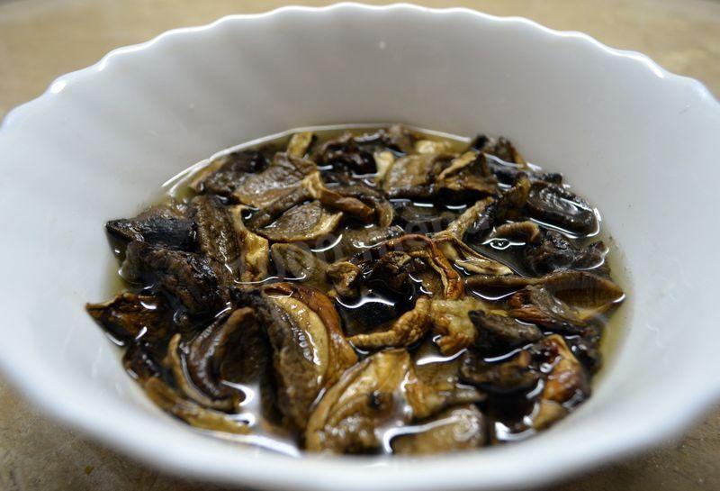 этот предмет сушеные грибы рецепты пошагово с фото переплета спиралью указана
