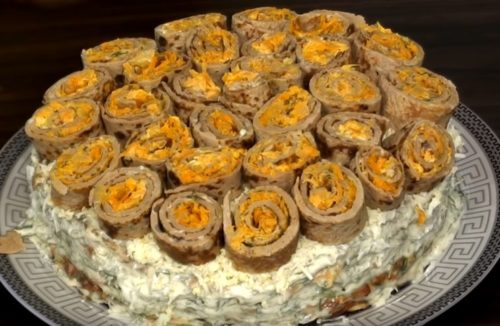 Гепатикалық картоп тортын тамақтандыру