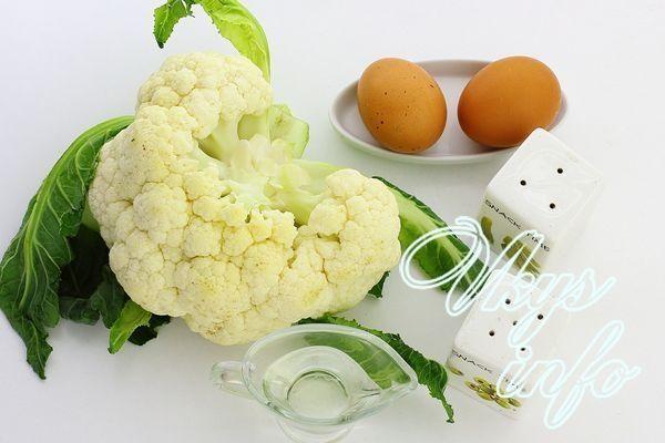 Капуста цветная жареная. Как приготовить цветную капусту на сковороде с яйцом? Как приготовить жареную цветную капусту с яйцом и зеленью