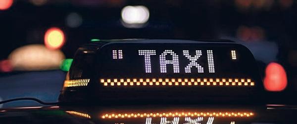 Illegale taxi's..toegelaten tussen 23.00 en 06.00 uur?