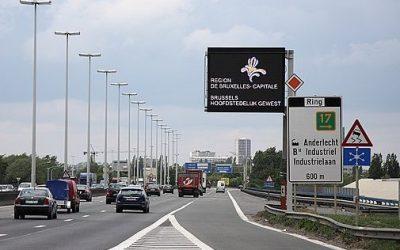 """Heraanleg Ring: """"Brussel is geen eiland"""""""