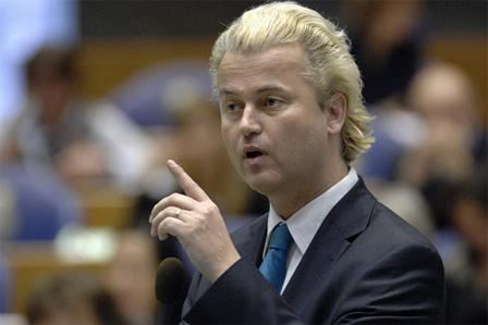 Interview: Geert Wilders, le rebelle flamboyant