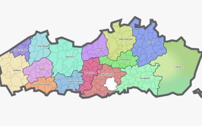 Vue sur la Flandre: de nouvelles «régions» ou l'art de compliquer pour le plaisir
