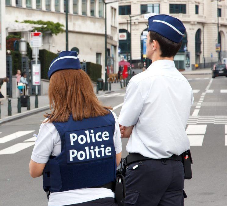 En 2020 plus d'un millier d'actes de violence contre la police bruxelloise