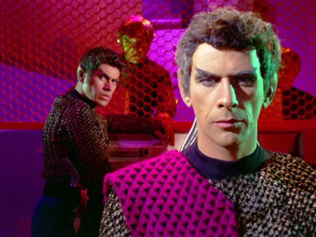 Jack Donner in Star Trek (1966). Photo by CBS Photo Archive - © 1966 CBS Photo Archive