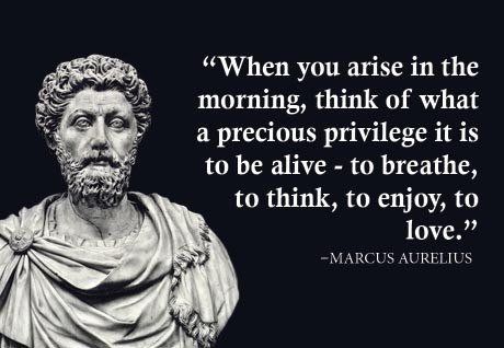 How Marcus Aurelius Won My Mornings