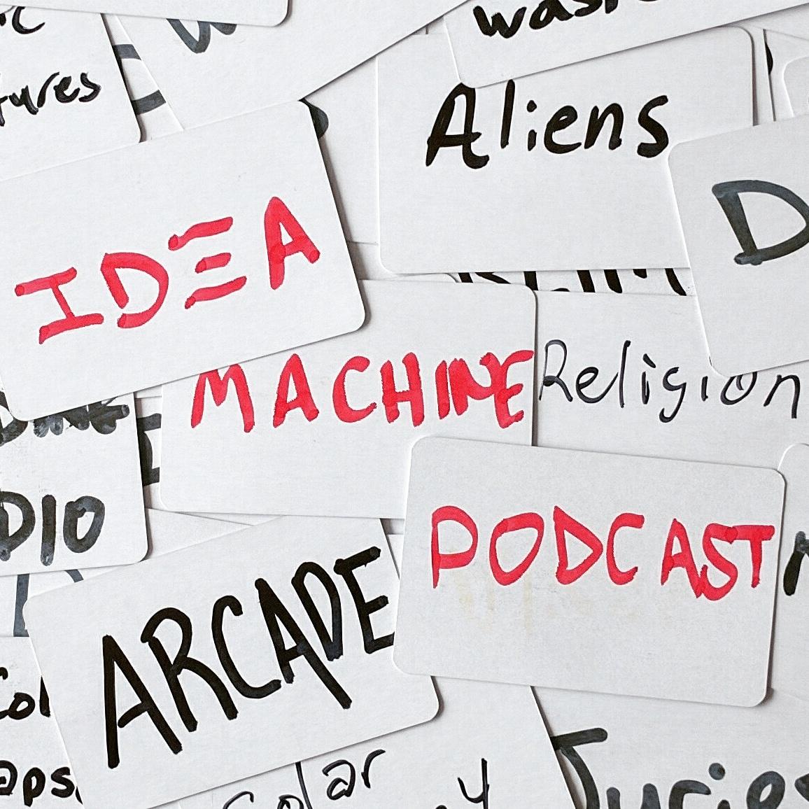 Idea Machine Podcast Episode 5 – Herbal Adrenaline Rush