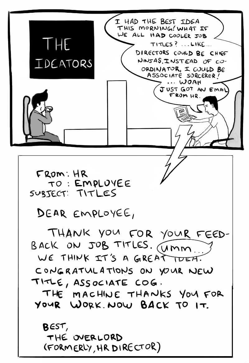 Ideators #6 – Job Titles