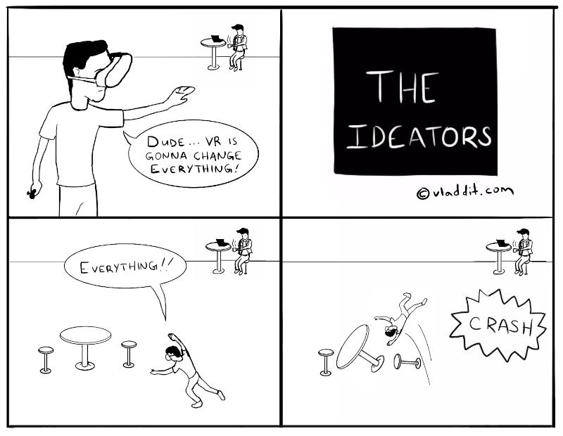 Ideators #8 – Virtual Reality