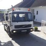 Завршен је ремонт камиона смећар, поново редовно одношење смећа (ФОТО)