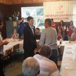 Уручена признања поводом Светског дана добровољних давалаца крви