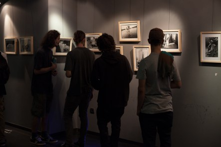 Day 2 - Photo exhibition (Tomaž Šantl)