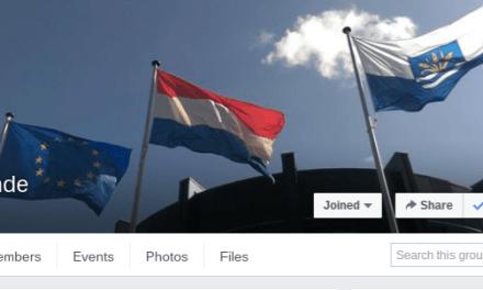 Vlaggenkunde nu ook op Facebook