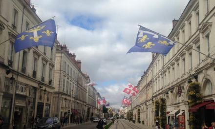 Orléans, Frankrijk. Foto Caro de Bruin