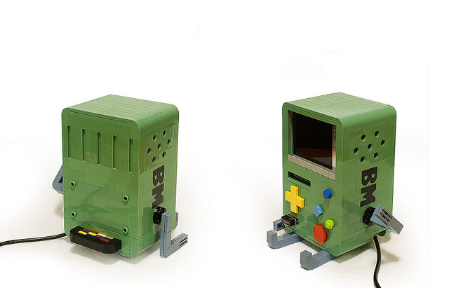 LEGO Adventure Time BMO #4 - Michael Thomas