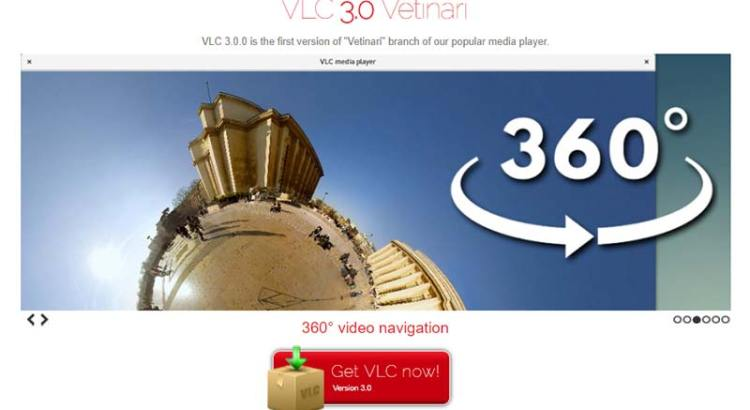 VLC 3.0 Download Page