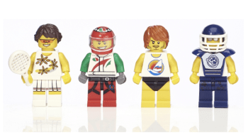 LEGO Minifigure Collections Athletes 2