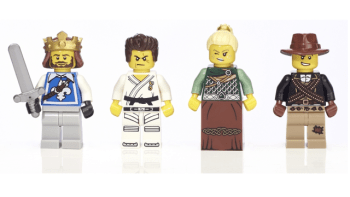 LEGO Minifigure Collections Warriors 2