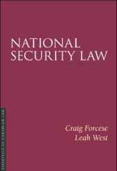 National Security Law. Second Edition