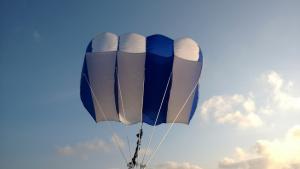 De Didakites Explorer 1.6, een matrasvlieger/flowform voor bft 3-6.