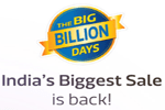 flipkart big billion day biggest sale