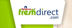RelianceFresh Flat 10% off, Rs. 200 off on Rs. 750 + 10% Cashback by Mobikwik