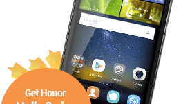Script to Buy Honor Bee Mobile At Rs 1 Only (8th-10th April at 11 AM)