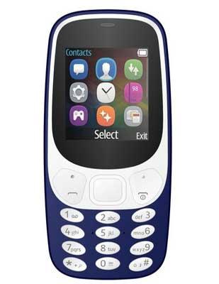 (Loot Deal) Flipkart I Kall K3310 Dark Blue Phone in Rs.629